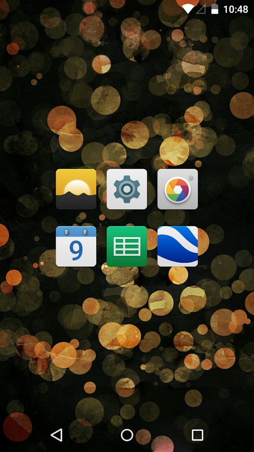 Tersus - Icon Pack Screenshot 1