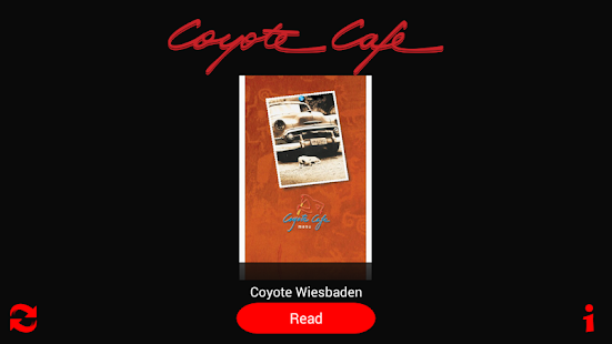 coyote cafe wiesbaden android free app store. Black Bedroom Furniture Sets. Home Design Ideas