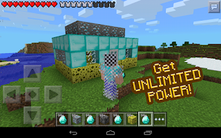 Screenshot of Toolkit for Minecraft