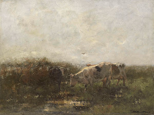 RIJKS: Willem Maris: painting 1904
