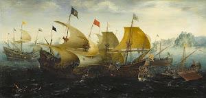 RIJKS: Aert Anthonisz.: painting 1608