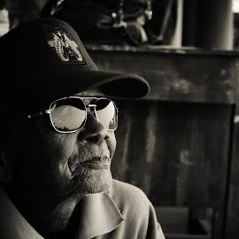 Mbah Adi 80 years old Man by Pieter Haro - People Portraits of Men (  )