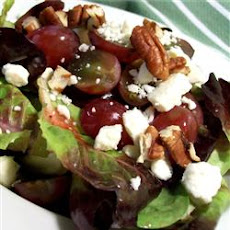 Waldorf Goat Cheese Salad