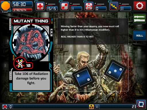 Chainsaw Warrior - screenshot