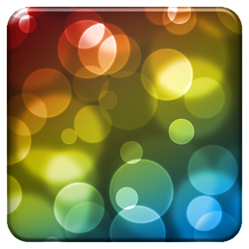Super Bokeh Live Wallpaper Pro 個人化 App LOGO-APP試玩