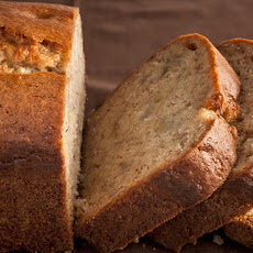 Sour Cream–Banana Bread