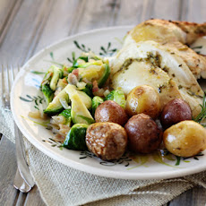 Citrus and Rosemary Roast Chicken