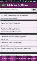 Screenshot of San Mateo County Info