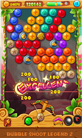 Screenshot of Bubble Legends 2