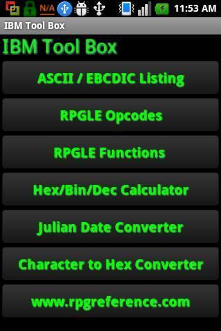 IBM RPG Quick Guide Ad Free