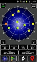 Screenshot of AndroiTS GPS Test Pro