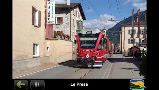 Bernina Express OnTheRoad - screenshot