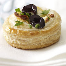 Black Olive & Goat's Cheese Tartlets