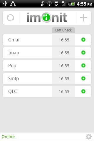 iMonit Service Monitor - Free