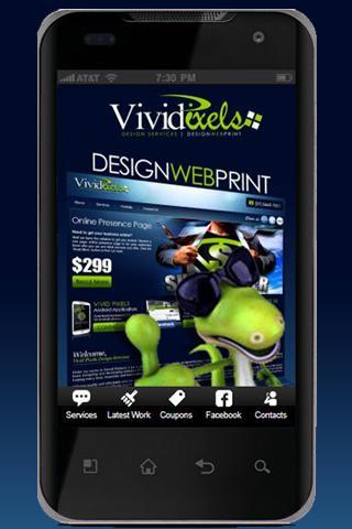玩商業App|Vivid Pixels Design Services免費|APP試玩