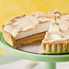 Satsuma Cloud Tart