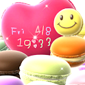 macaron LiveWallpaper Trial icon