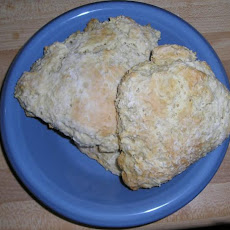 Scottish Bran Scones