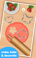 Screenshot of Cookie Deluxe - Cooking Games
