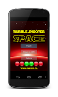 Screenshot of Bubble Shooter Space Free