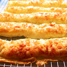 Cheesy Sticks aka The Bomb