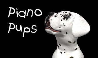 Screenshot of Piano Pups Free!