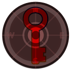 SuperBubbleLevelRedKey icon
