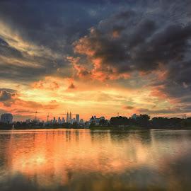 by Wah Gou Lou - Landscapes Sunsets & Sunrises