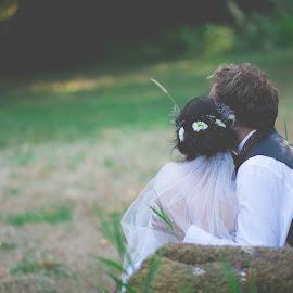 by Jaymie Jacobson - Wedding Bride & Groom (  )