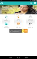 Screenshot of My EAP