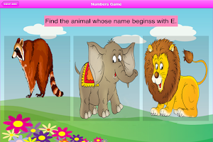 Screenshot of ABC For Toddlers