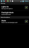 Screenshot of Lights On - Flashlight