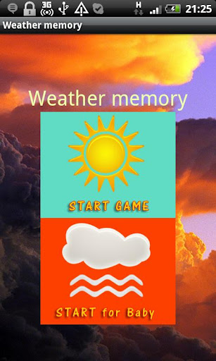 Weather Memory