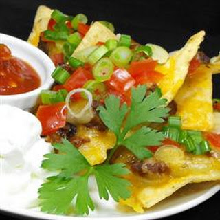 Over the Top Nachos