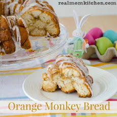 Orange Monkey Bread