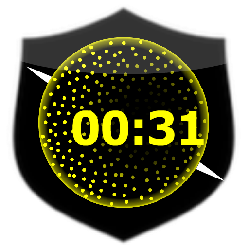 Stardust Digital Clock LOGO-APP點子