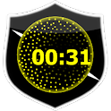 Stardust Digital Clock icon