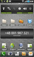 Screenshot of My Phone Number