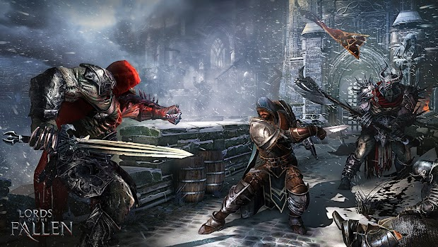 Lords Of The Fallen dev struggled with Dark Souls comparisons