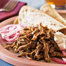 Pulled Pork Tacos with Habanero Salsa Recipe