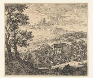 RIJKS: Karel Dujardin: print 1653