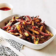 Peruvian Steak and Potato Stir-Fry