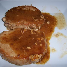 Loveless Cafe's Braised Pork Chops