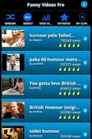 Screenshot of Funny Videos