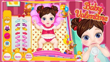 Screenshot of Baby Valentine - Kids Game