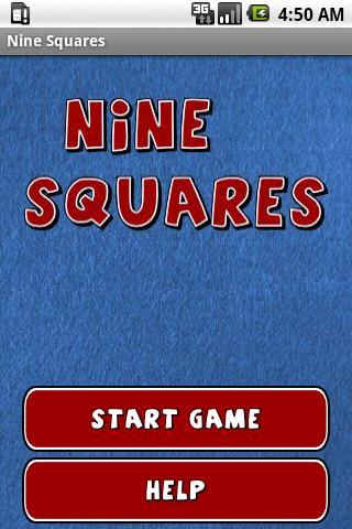 Nine Squares Lite