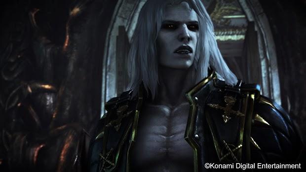 Konami confirms the Revelations DLC for Castlevania: Lords Of Shadow 2, will star Alucard