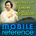 Works of Honoré de Balzac icon