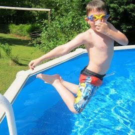 Summer Fun by Tammy Hoge - Babies & Children Children Candids