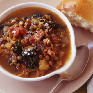 Spicy Lentil Stoup